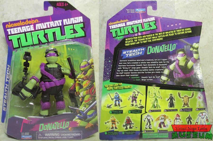 Donatello Zip Line